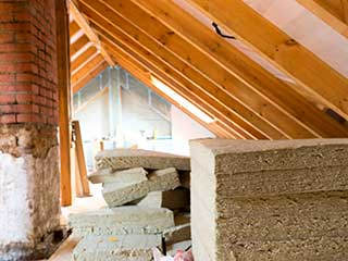 Insulation Removal | Attic Cleaning Orange, CA